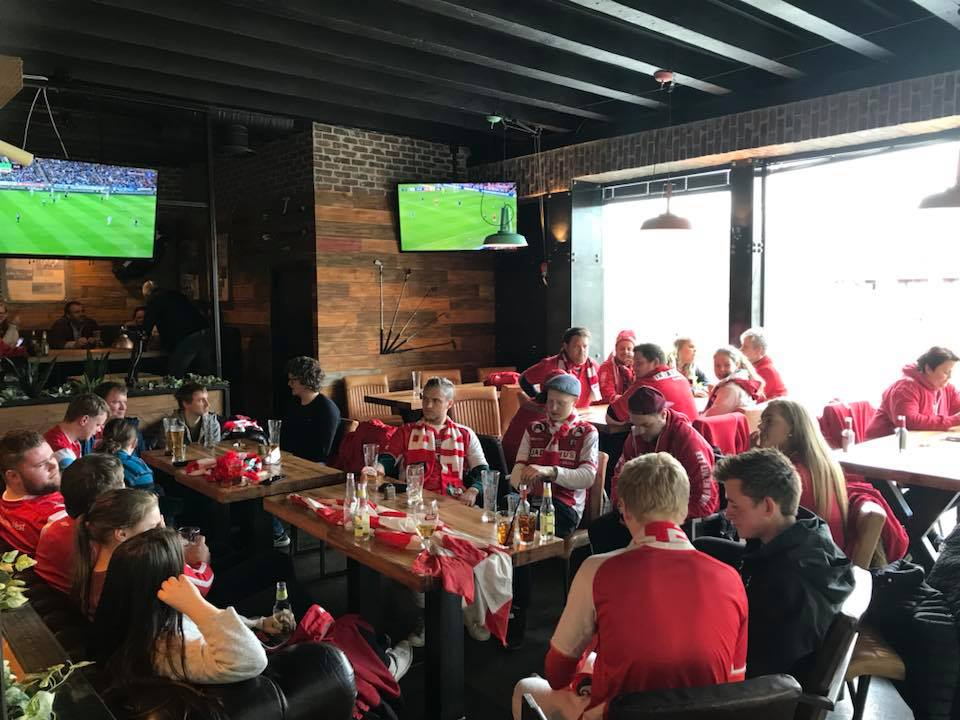 Møllehagen Sport Cafe