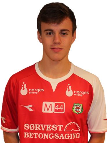 14 Adrian Berntsen