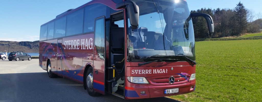 Sverre Haga buss