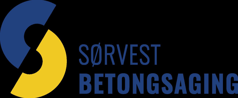 Sørvest Betongsaging logo