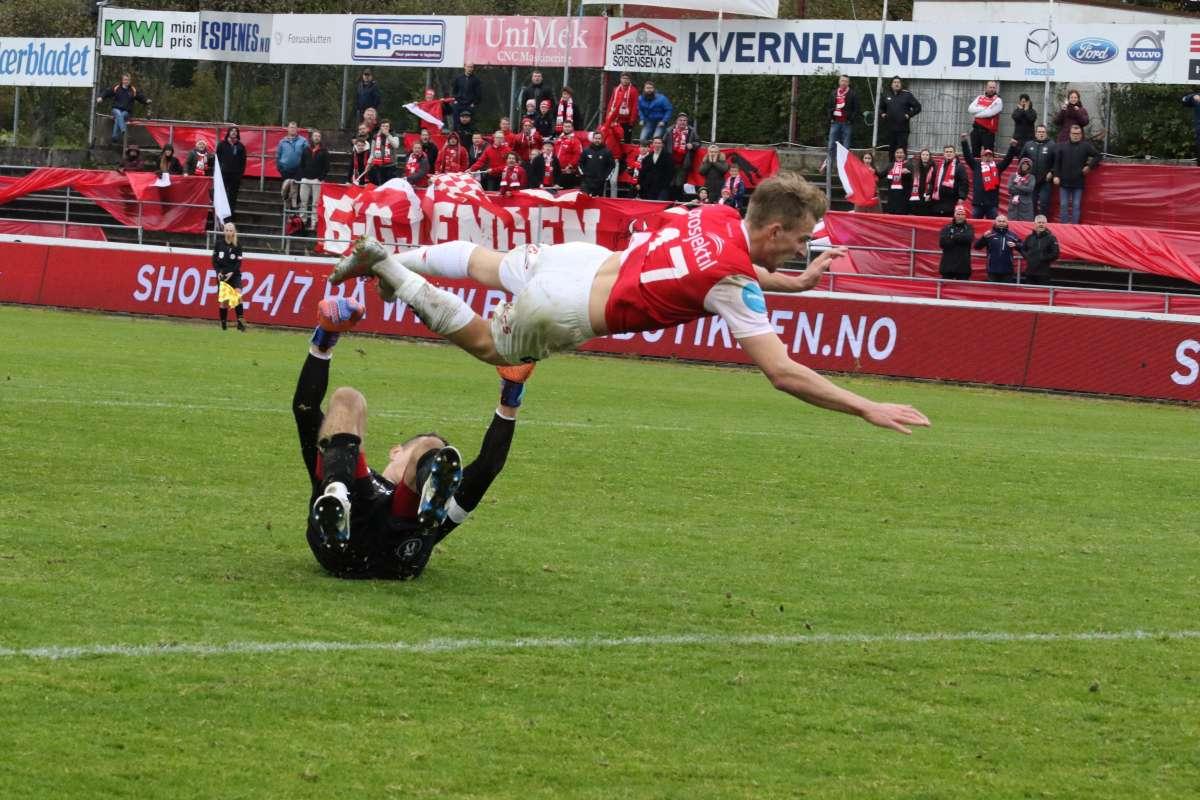 Foto: Svenn Olav Sele, BryneFK