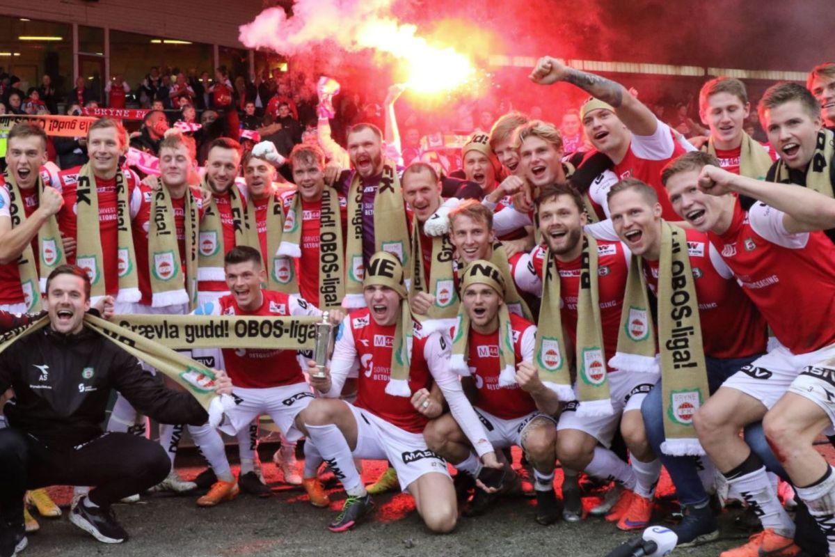 Foto: Svenn Olav Sele, Bryne FK